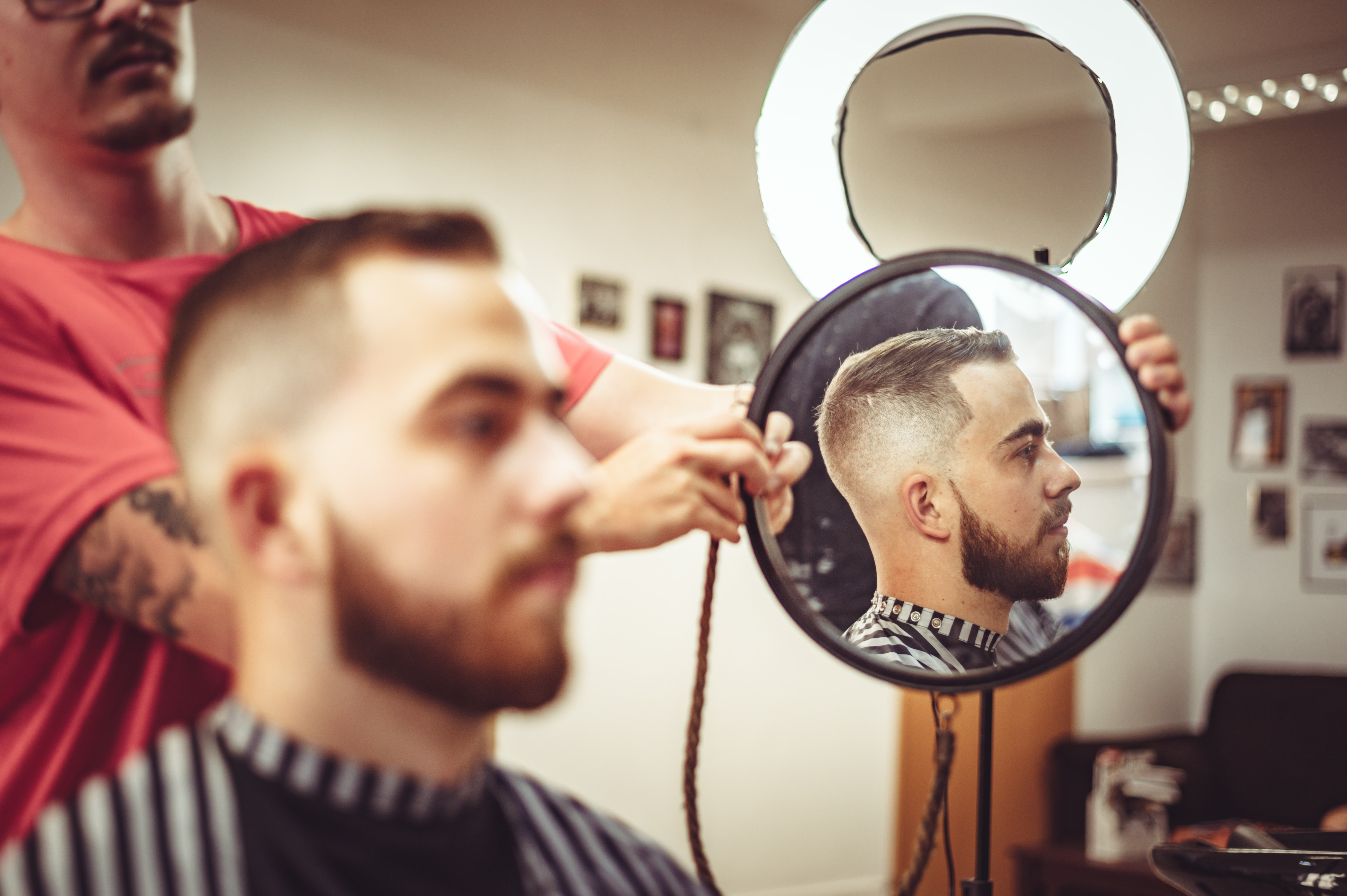 Men's Hairstylists & Barbers Luxembourg